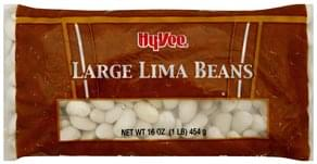Hy Vee Lima Beans Large