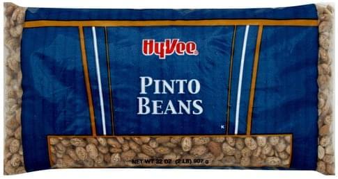 Hy Vee Pinto Beans - 32 oz