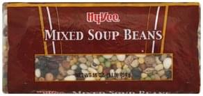 Hy Vee Soup Beans Mixed