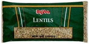 Hy Vee Lentils