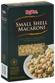 Hy Vee Shell Macaroni Small