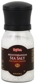 Hy Vee Sea Salt Mediterranean