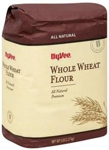 Hy Vee Flour Whole Wheat