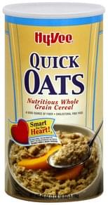 Hy Vee Quick Oats
