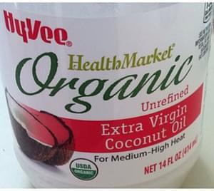 Hy-Vee Extra Virgin Coconut Oil