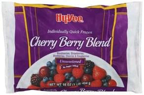 Hy Vee Cherry Berry Blend Unsweetened