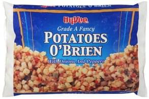 Hy Vee Potatoes O'Brien