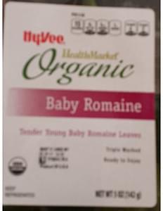 Hy-Vee Baby Romaine