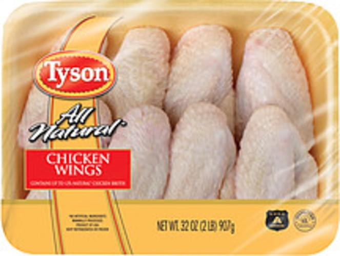 Tyson Chicken Wings - 32 oz, Nutrition