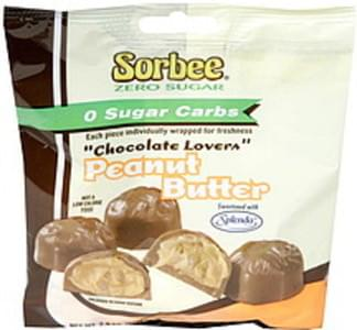 Sorbee Candy Peanut Butter