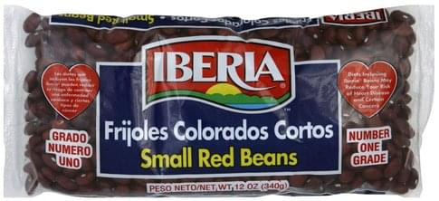 Iberia Small Red Beans - 12 oz