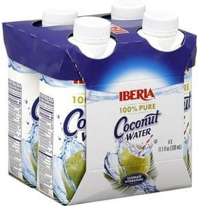 Iberia Coconut Water 100% Pure