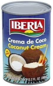 Iberia Coconut Cream