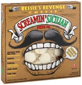 Screamin Sicilian Pizza Cheese, Bessie's Revenge