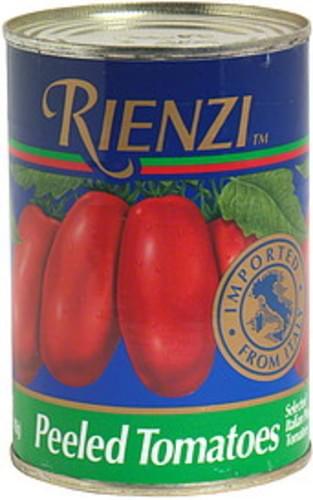 Rienzi Peeled Tomatoes - 14 oz