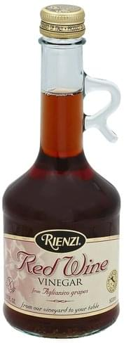 Rienzi Red Wine Vinegar - 17 oz