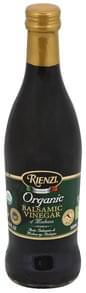 Rienzi Vinegar Balsamic, of Modena, Organic