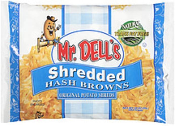Mr. Dell's Shredded Hash Browns - 64 oz