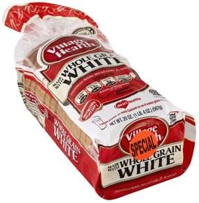 Village Hearth Bread Whole Grain White