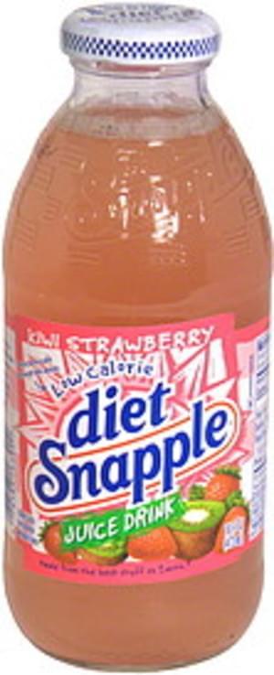 Snapple Kiwi Strawberry Diet Juice