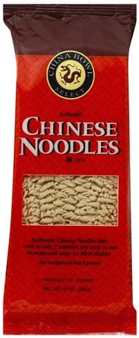 China Bowl Authentic Chinese Noodles - 10 oz