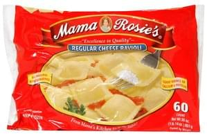 Mama Rosies Regular Cheese Ravioli