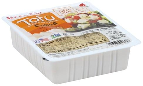 House Foods Cubed Tofu - 8 oz