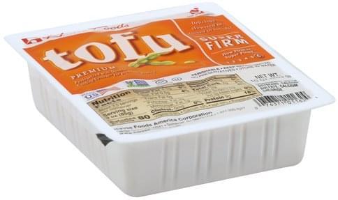 House Foods Premium, Super Firm Tofu - 10 oz