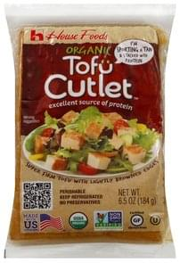 House Foods Tofu Organic, Cutlet