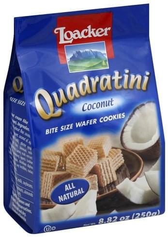 Loacker Coconut Cookies - 8.82 oz