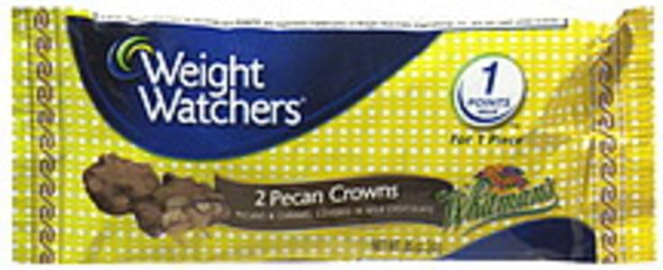Weight Watchers Candy Pecan Crowns