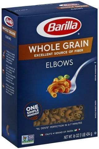 Barilla Elbows - 16 oz