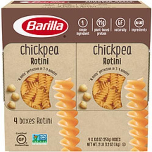 Barilla Chickpea Rotini Barilla Chickpea Rotini Pasta - 0