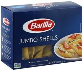 Barilla Shells Jumbo