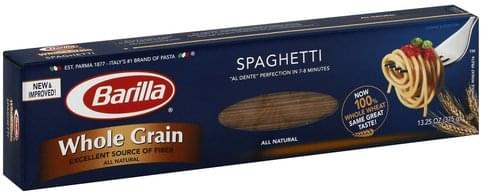 Barilla Spaghetti - 13.25 oz