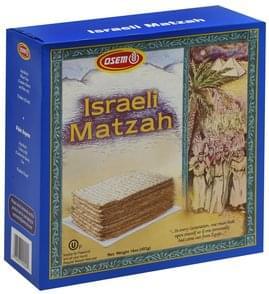 Osem Matzah Israeli