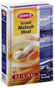 Osem Matzah Meal Israeli, Original