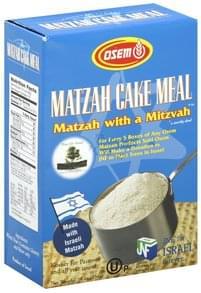 Osem Matzah Cake Meal