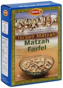 Osem Matzah Farfel