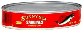 Sunny Sea Sardines in Tomato Sauce