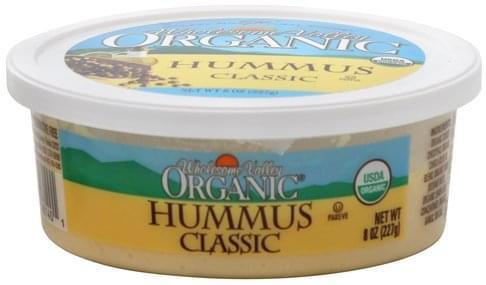 Chiquita Classic Hummus - 8 oz