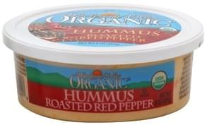 Chiquita Hummus Roasted Red Pepper