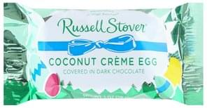 Russell Stover Coconut Cream Egg Coconut