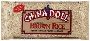 China Doll Brown Rice Natural