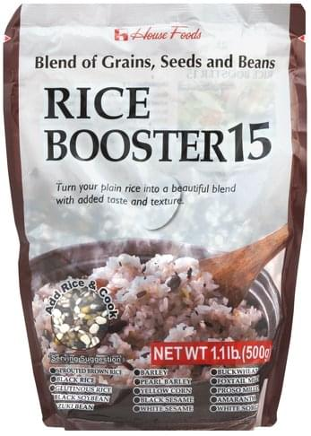 House Foods Rice Booster 15 - 1.1 lb