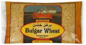 Sahtein Bulgar Wheat Cracked, Course 3