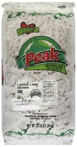 Peak Lima Beans Large