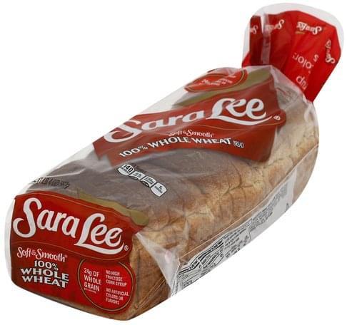 Sara Lee 100% Whole Wheat Bread - 20 oz