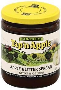 Tap N Apple Apple Butter Spread