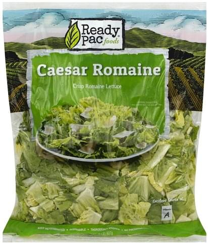 Ready Pac Caesar Romaine - 32 oz